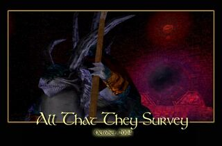 All That They Survey Splash Screen