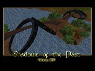 Shadows of the Past Splash Screen