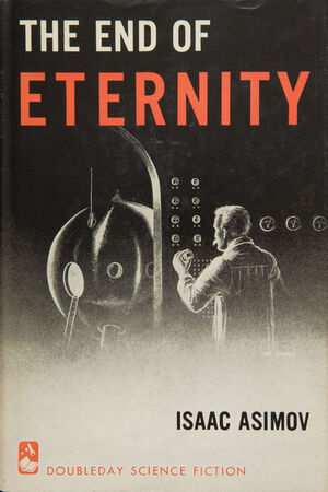 A the end of eternity
