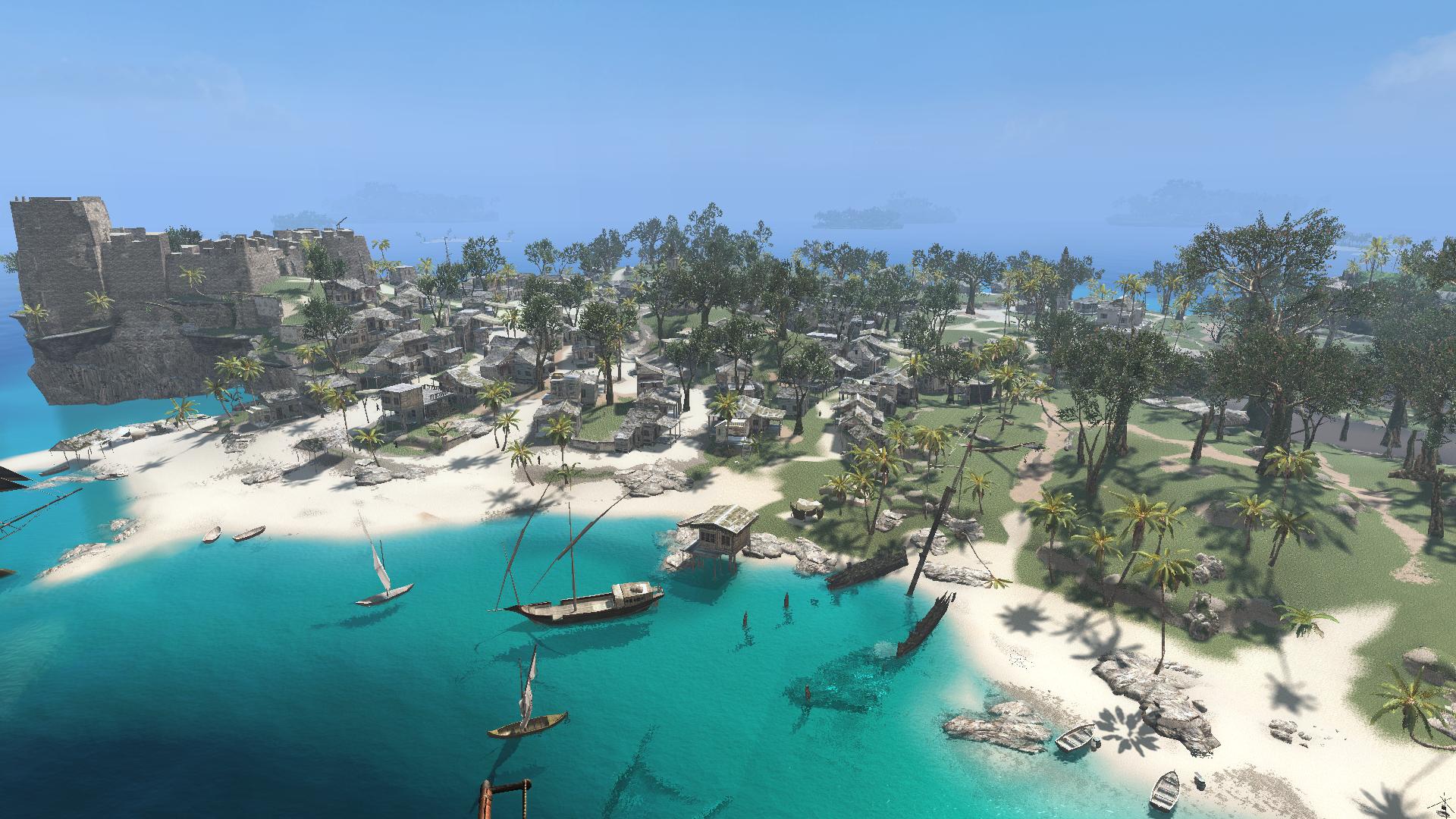 Нассау в Assassins Creed 4: Black Flag