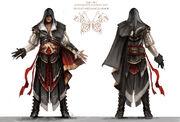 Altaïr armor concept
