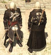 AC4 Pirate Cloak outfit