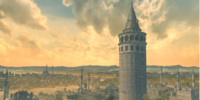 Database: Galata Tower