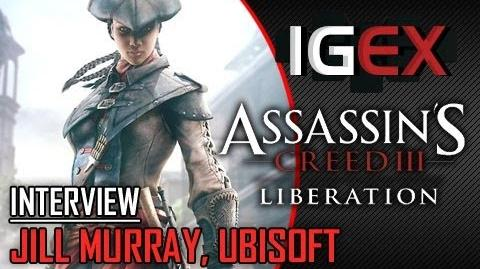 Assassin's Creed 3 Liberation Interview (Inside Gaming Extended)