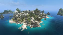 AC4 Sacrifice Island
