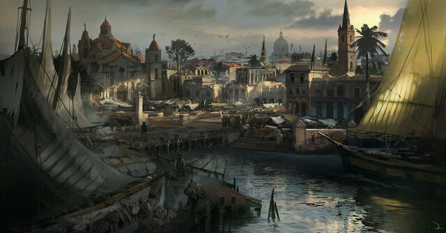 File:AC4BF Havana Port - Concept Art.jpg