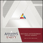 Abstergo Entertainment Employee Handbook Button.png