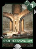 Acr achitect's sanctum