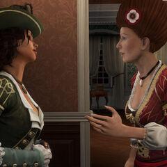 玛德琳答应阿弗琳帮助泰瑞丝