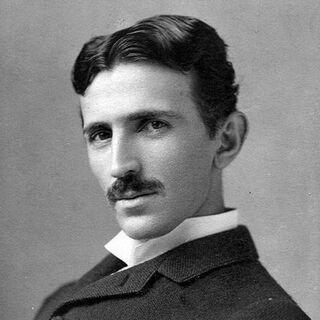Nikola Tesla<br />(1856 – 1943)