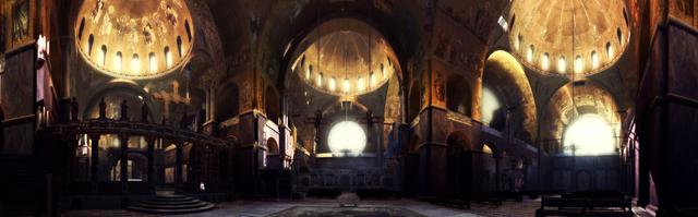 File:Basilica di San Marco Panorama.png