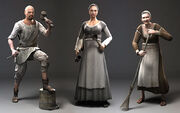 Laurent Sauvage Sample character work (NPCs) - Assassin's Creed II