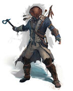Connor Kenway - Alternate skin concept illustration