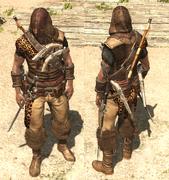 AC4 Feline Pelt outfit