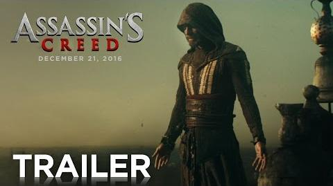 Assassin's Creed Official Trailer 2 HD 20th Century FOX