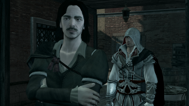 File:Ezio eying Antonio - ACII.png