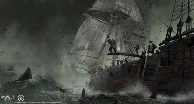 File:Assassin's Creed IV Black Flag - Concept art 1 by kobempire.jpg