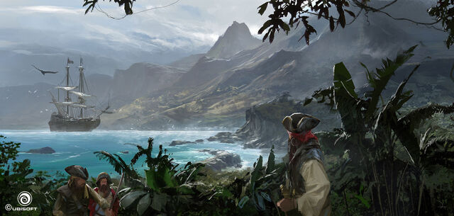 File:Assassin's Creed IV Black Flag concept art 23.jpg