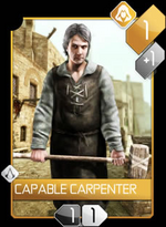 ACR Capable Carpenter