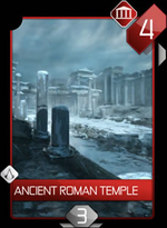 ACR Ancient Roman Temple