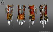 ACS Hidden Blade Gauntlet - Concept Art 3