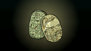 ACP Treasure Egyptian Scarab