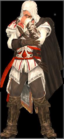 File:Free ezio render by ninja jaiden-d381y0g.png