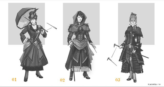 File:ACS Female Master Assassin Sketches.jpg
