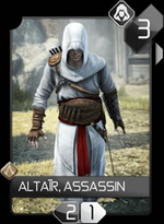 ACR Altaïr, Assassin