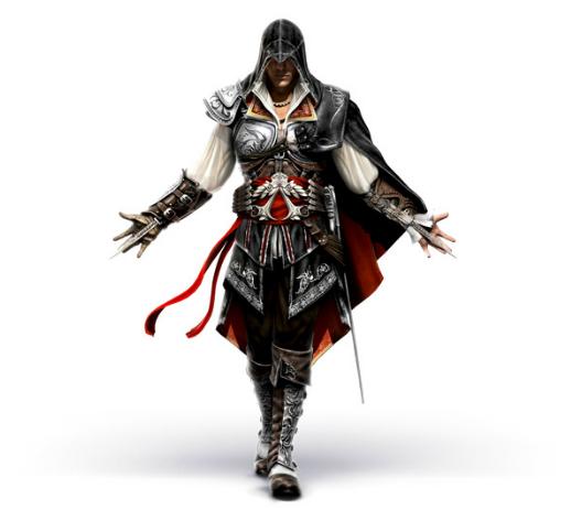 File:AC2 Ezio armor render 1 by Michel Thibault.png