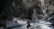 ACRG Ice Cave - Concept Art