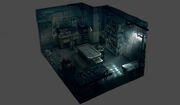 ACS Jack the Ripper Trailer Room 3 - Concept Art
