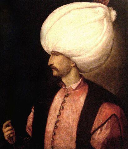 File:Suleiman the Magnificent of the Ottoman Empire.jpg
