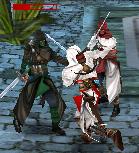 Harash fighting Altair