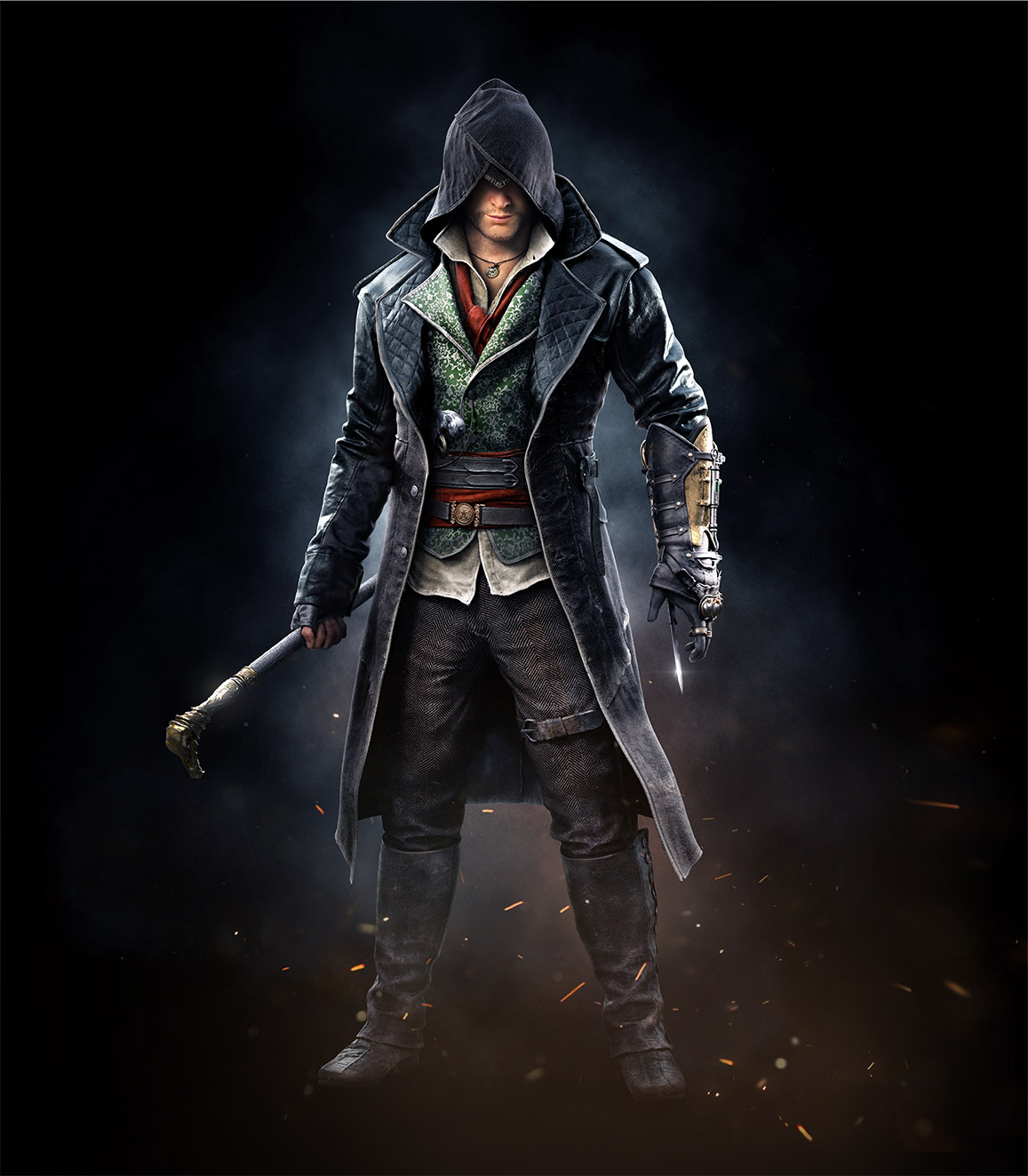 Jacob Frye (Hooded) - Assassin's Creed: Syndicate (Remake ...