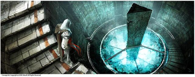 File:AC2 Vaticano Vault Concept Art.jpg