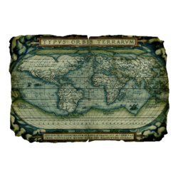 AC4FB4 World Map 1570