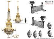 Assassin's Creed IV Black Flag concept art 26 by Rez