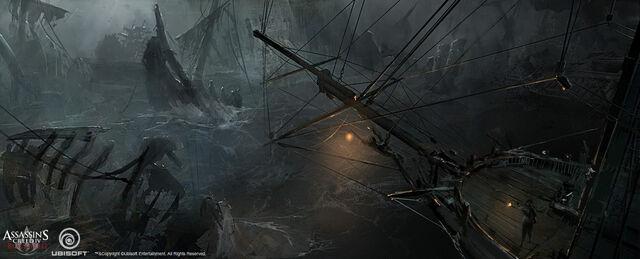 File:Assassin's Creed IV Black Flag - Concept art 12 by kobempire.jpg