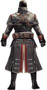 Shay Templar back
