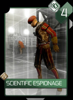 Acr scientific espionage