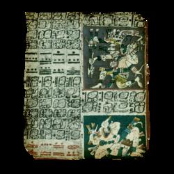 AC4BF Mayan Dresden Codex