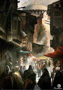 Dechambo Constantinople Concept 7