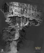 Assassin's Creed IV Black Flag Aveline Concept Art by EddieBennun