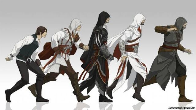 File:Ezio evolution.jpg