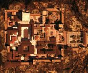 Alhambra - Aerial view