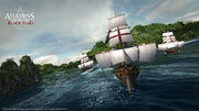 Assassin's Creed IV - Rammer Brigs 2 by greyson