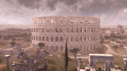 Colosseo Overlook