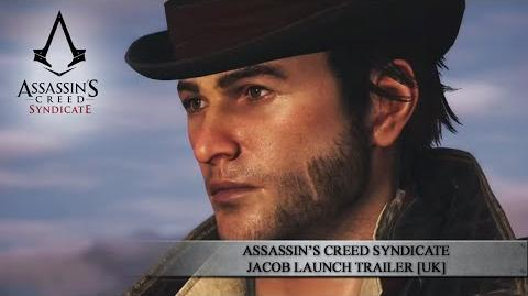 Assassin's Creed Syndicate - Jacob Launch Trailer UK