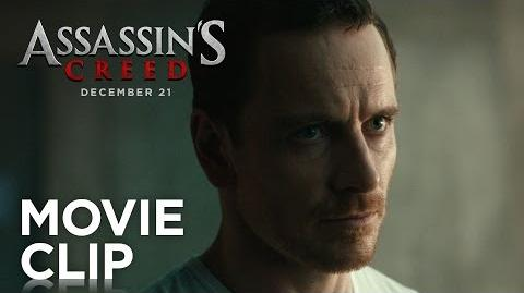 "Assassin's Creed ""Father's Blade"" Clip HD 20th Century FOX"